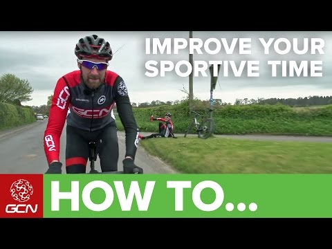 How To Improve Your Time On A Sportive