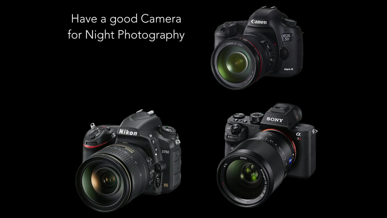 low light and night photography tutorial by michael j bauer