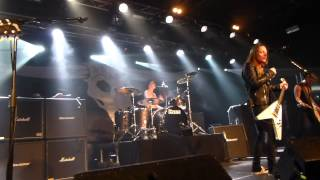 D-A-D - Empty Heads LIVE - Odense (Musikhuset Posten) 01.02.2014