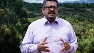 El exviceministro de Salud, Eduardo Alvarado, envía un mensaje de apoyo al presidente Álvaro Uribe