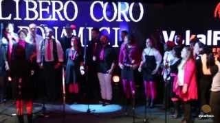 Libero Coro Bonamici  Bocca Di Rosa  VokalFest 2013