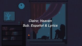 Clairo   Heaven  (Sub. Español  Lyrics)