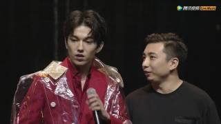 Димаш 2017 Asian music gala шарасында марапатталды