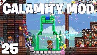 Terraria # 25 Giant Creme Egg!! - Calamity Mod Let's Play