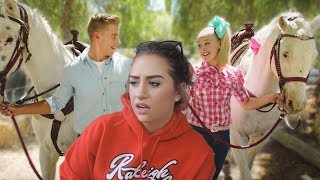 EQUESTRIAN Reacts To JOJO SIWA