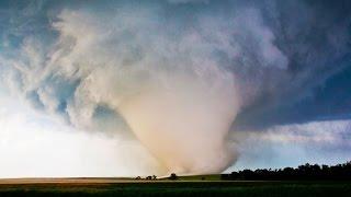 Bennington Tornado - EF4 Wedge, Storm Chase & Spotting - Kansas 28 May, 2013