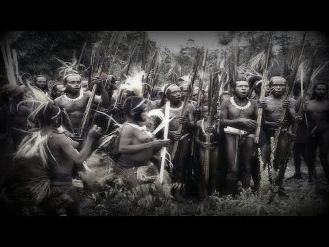 A REAL Cannibal Island! OMG!