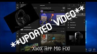 How To Fix Loud Noise in the Xbox App on PC*Updated Video*