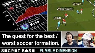 Our quest to either fix or ruin soccer, Part 1 | Fumble Dimension thumbnail