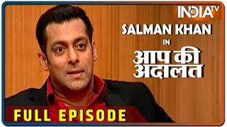 Salman Khan in Aap Ki Adalat (Full Episode) | October 27, 2019
