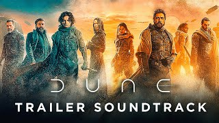 DUNE TRAILER - SOUNDTRACK -