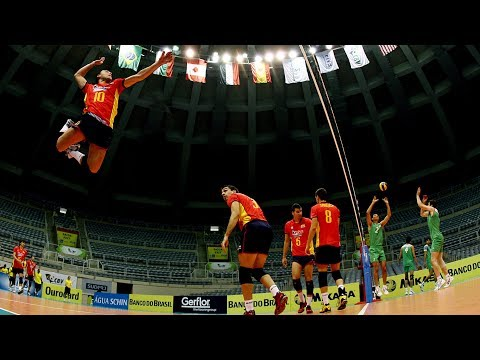 Francisco Ruiz - Monster of the Vertical Jump (HD)