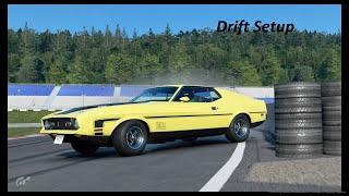Gran Turismo SPORT Online Lobby: Drifting with My Friends + a Drift Setup