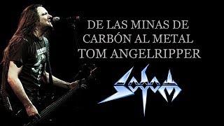 De las minas de Carbón al Metal - Tom Angelripper - Sodom