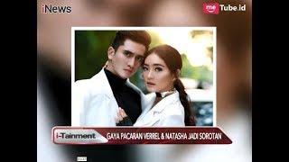 Gile Ternyata Natasha Wilona Kini Sedang Hamil Anak Verrel Bramasta