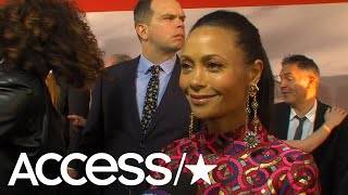 Thandie Newton: 'Westworld' Season 2 Is 'Explosive' & Everything 'Gets Thrown Into Disarray'