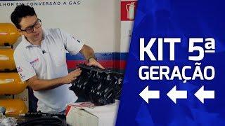 GNV | Kit 5ª Geração | Como Funcionam os Kits