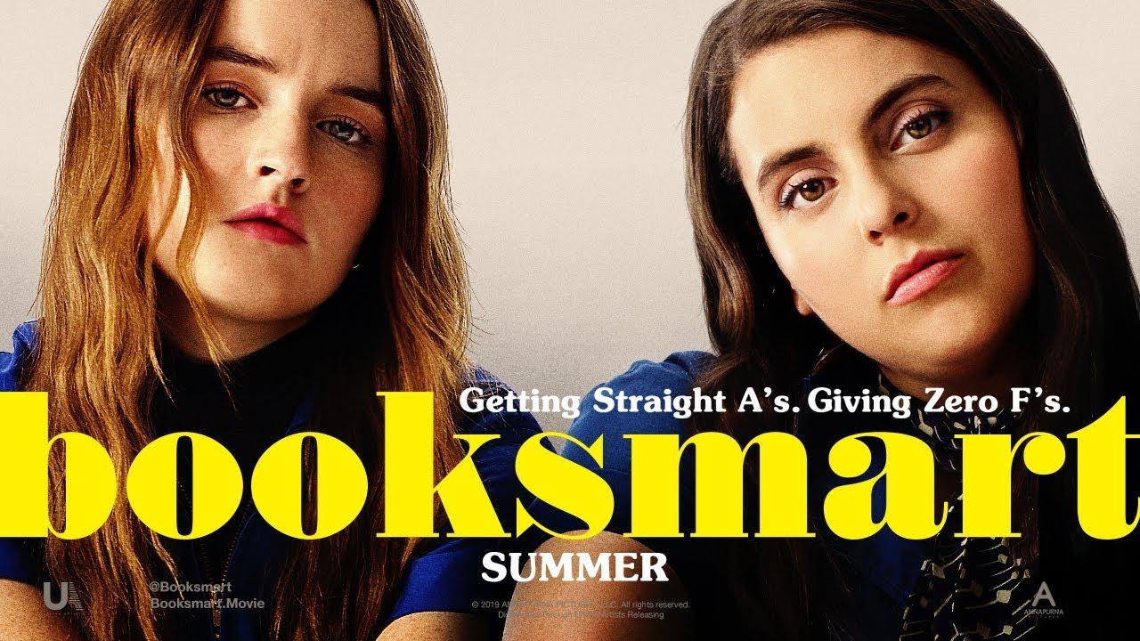 Booksmart Official Restricted Trailer