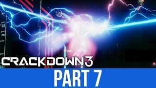 CRACKDOWN 3 Gameplay Walkthrough Part 7 - QUIST BOSS (Full Game)