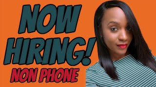 NEW CHAT Work From Home Job!