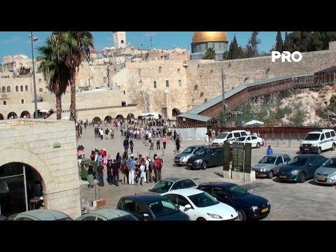 Analizan traslado de la embajada paraguaya a Jerusalén