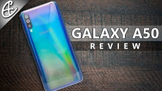 Samsung Galaxy A50 Review   Competitive But...