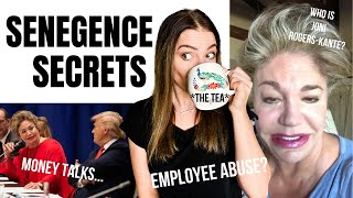 ANTIMLM   The TRUTH About SeneGence and Joni Rogers-Kante *SHOCKING SCREENSHOTS* #antimlm
