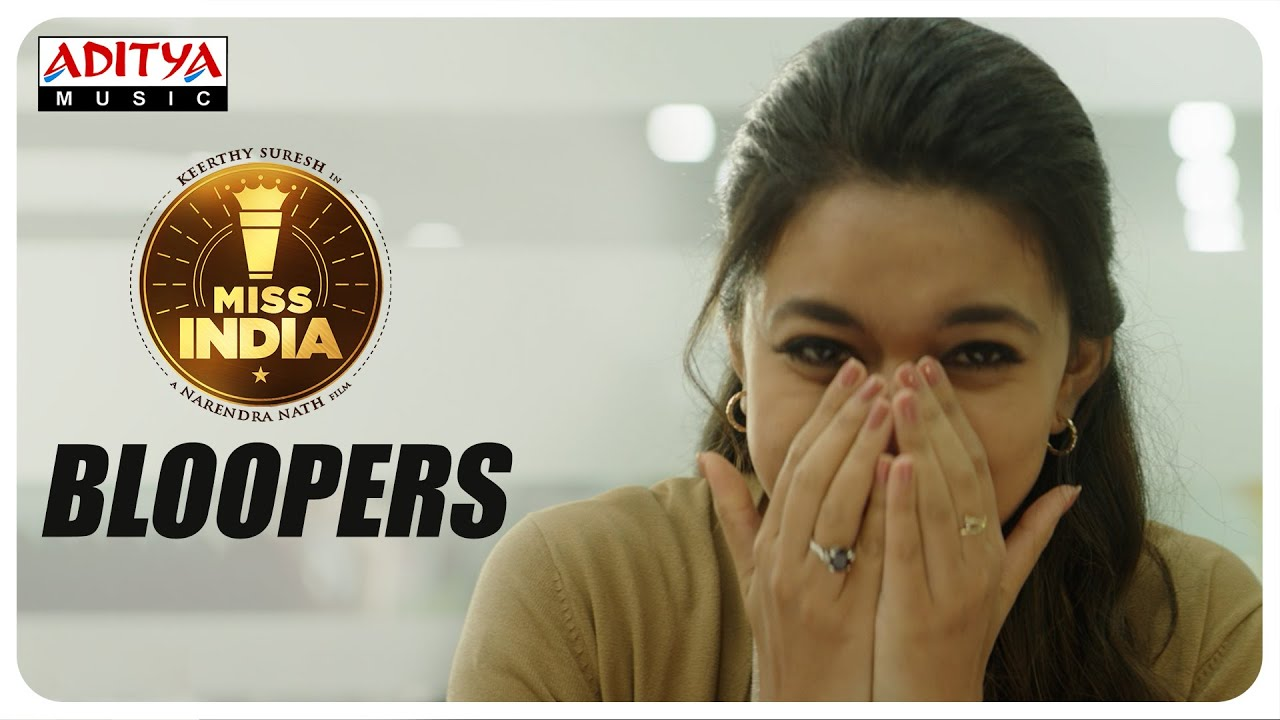 Miss India Bloopers