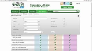 Esl Resources For English Second Language - Educaenglish Presentation