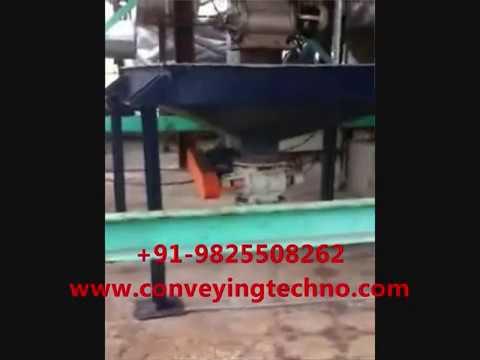 Mild Steel Ash Handling Plant