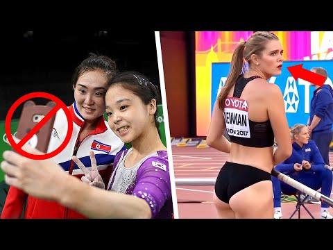 10 přísných pravidel, která se musí na olympiádě dodržovat
