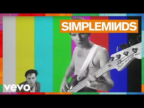 Simple Minds - Promised you a miracle (1982)