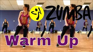 **Zumba w/ Holly Bennett**-We're not gonna take it (Warm up)
