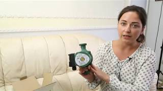 DAB VA 65/180 циркуляционный насос от компании ПКФ «Электромотор» - видео