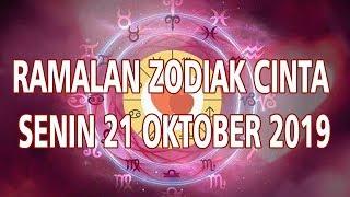 Ramalan Zodiak Cinta Senin 21 Oktober 2019