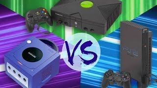 PlayStation 2 Vs Gamecube Vs Xbox