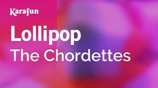 Karaoke Lollipop - The Chordettes *