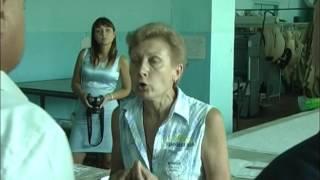 Представниця фабрики товариства глухих  про конфлікт на підприємстві (Херсон, 24.07.2017)