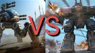 War Robots Vs Battle Titans - 免费在线视频最佳电影电视节目