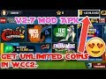 Wcc2 latest version (2.7) mod APK || everything unlocked and unlimited coins || 2018