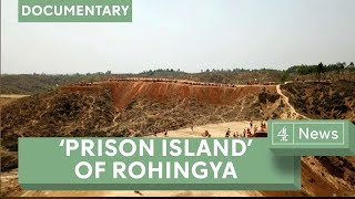 'Prison Island' Of The Rohingya: New Island For Refugees Threatened By Monsoon