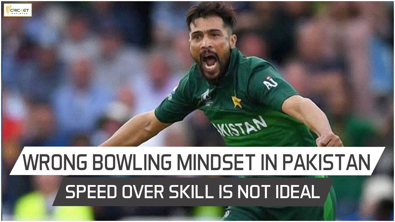 amir reveals what pakistan s bowlers are doing wrong