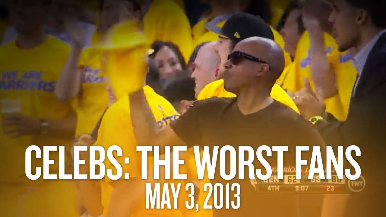 NBA Playoffs: Celebrities are the worst fans - The Daily Win thumbnail