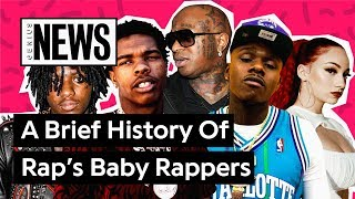 From Lil Baby To DaBaby: A Brief History Of Hip-Hop