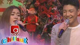 ASAP Chillout: Angeline sings 'Patuloy Ang Pangarap' with Darren Espanto