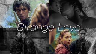 Bellamy & Raven- Strange love