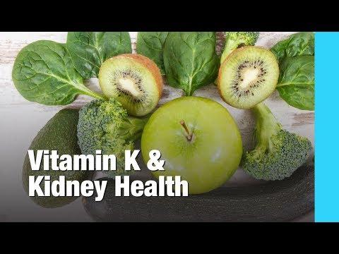 visszér K-vitamin