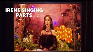 RED VELVET Irene 아아린 (Singing/Rapping Parts) ► (RBB)