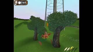 Barnyard (PC Game) - Gopher Golf - Back 9 Golf