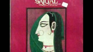 K L Sigal The Immortal Saigal Mahabat se Kavi - YouTube